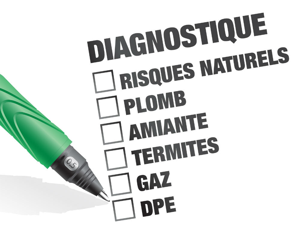 Diagnostic-immobilier Le Pin